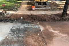 EXTERIOR SEWER & WATER LINES 14
