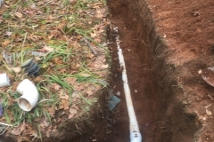 EXTERIOR SEWER & WATER LINES 20