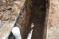 EXTERIOR SEWER & WATER LINES 30