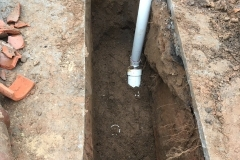EXTERIOR SEWER & WATER LINES 31