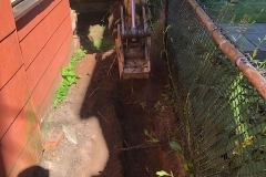 EXTERIOR SEWER & WATER LINES 6