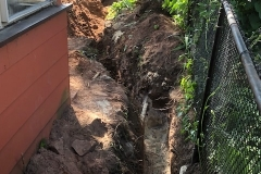 EXTERIOR SEWER & WATER LINES 8
