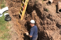 MAIN SEWER LINE REPLACEMENT 4